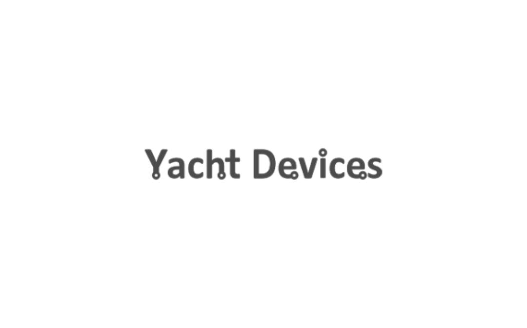 Współpraca z Yacht Device