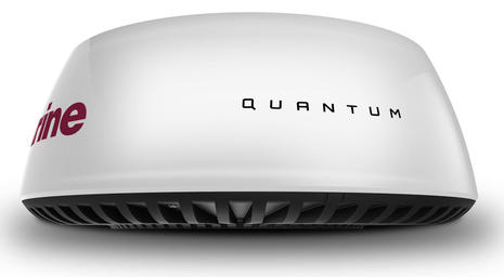 Raymarine nowy radar w technologi Quantum CHIRP