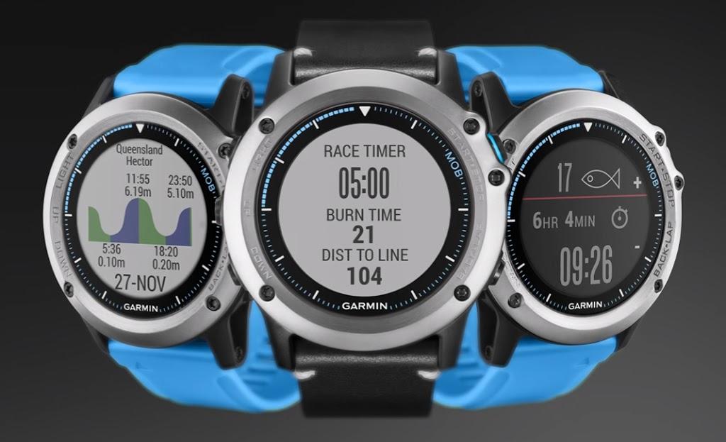 Nowy zegarek Garmin Quatix 3