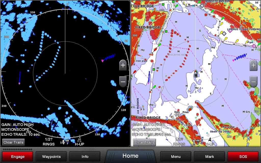 GMR Fantom nowe radary Garmina