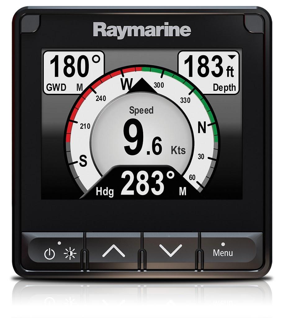 Raymarine i70s nowy wyświetlacz wielofunkcyjny następca i70